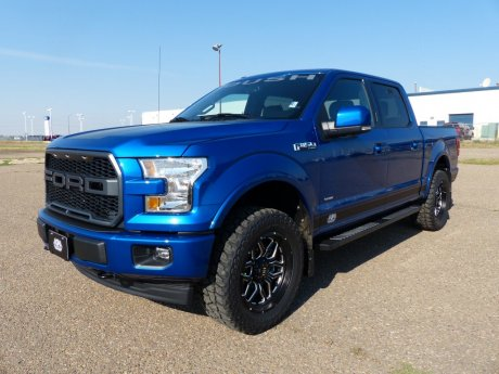 2017 Ford F-150 Lariat,  SCP2