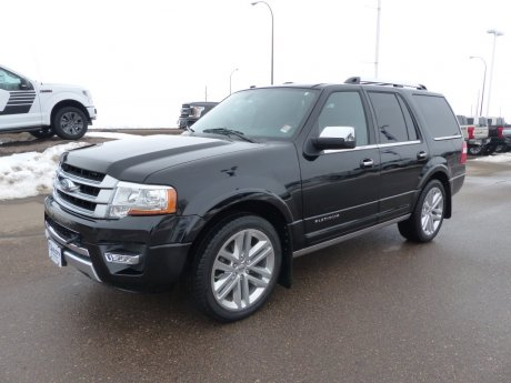 2016 Ford Expedition Platinum, Remote Start, NAV, SYNC3