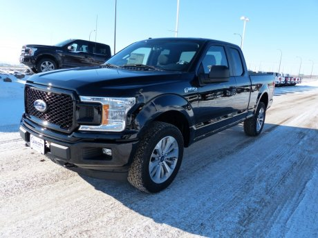 2018 Ford F-150 XL STX