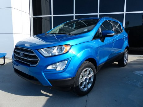 2018 Ford EcoSport SE - CLEARANCE