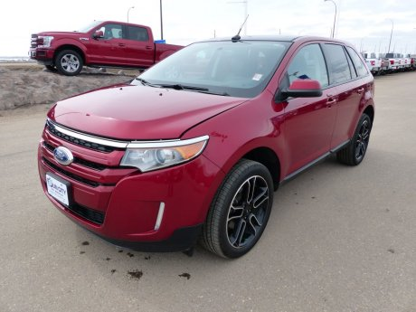 2013 Ford Edge SEL, Heated Seats, Reverse Camera, SYNC