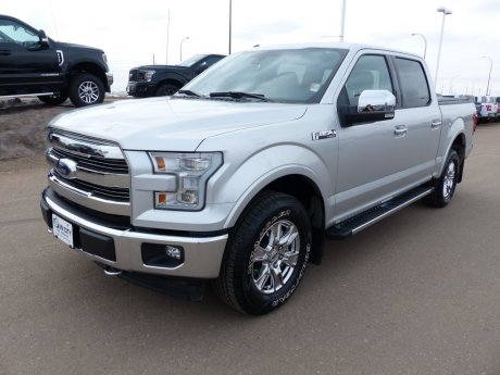 2017 Ford F-150 Lariat, Heat/Cool Seats, Nav, Leather