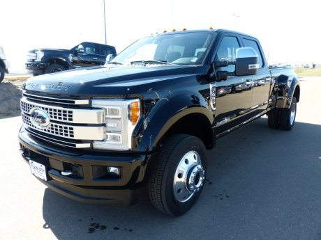 2018 Ford Super Duty F-450 DRW Platinum