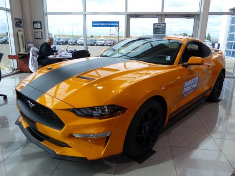 2018 Ford Mustang EcoBoost - CLEARANCE