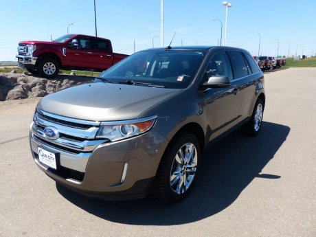 2013 Ford Edge Limited, Leather, Nav, Roof, Cam