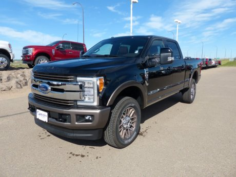2018 Ford Super Duty F-350 SRW King Ranch