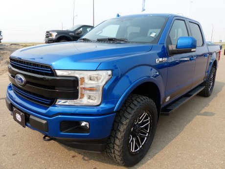 2018 Ford F-150 Lariat, SCP1
