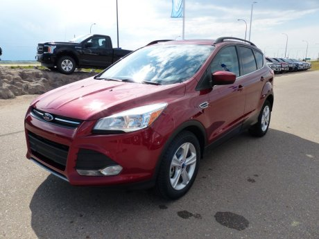 2014 Ford Escape SE, Leather, Moonroof, Nav