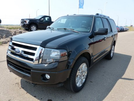 2014 Ford Expedition Limited, 2 Tire Sets, Lthr, Nav