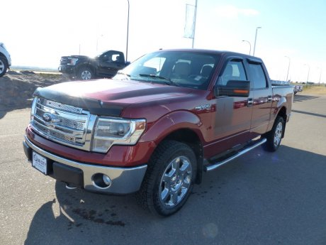 2014 Ford F-150 XLT, Remote Start, Roof, Reverse Cam
