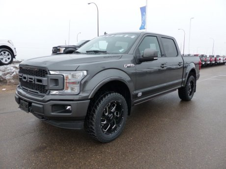 2018 Ford F-150 Lariat - SCP3 - SuperCharged 600HP