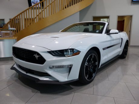 2019 Ford Mustang GT Premium CALIFORNIA SPECIAL PACKAGE