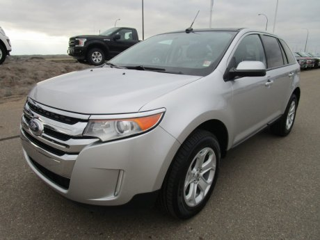 2013 Ford Edge SEL, Leather, Roof, Nav