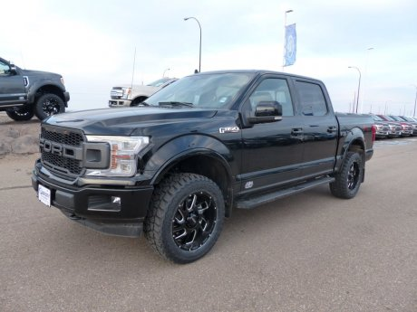 2018 Ford F-150 Lariat - SCP 1, Appearance Pkg