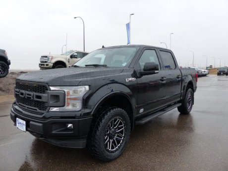2018 Ford F-150 Lariat - SCP 1 - Appearance Pkg