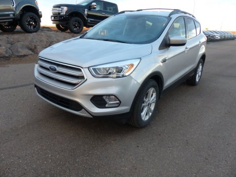 2018 Ford Escape SEL SYNC3, Leather, Cam