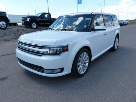 2017 Ford Flex Limited AWD, NAV, SYNC3, EcoBoost