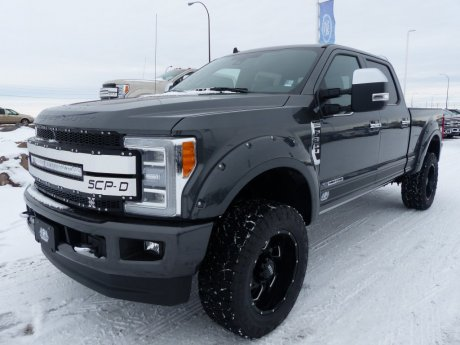 2019 Ford Super Duty F-350 SRW Platinum - SCP 935 Appearance Pkg