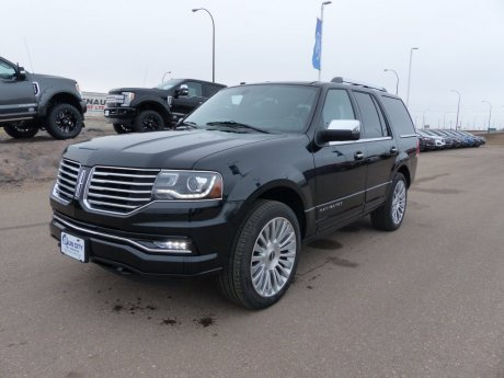 2017 Lincoln Navigator Select Nav, Moonroof, Rear Cam