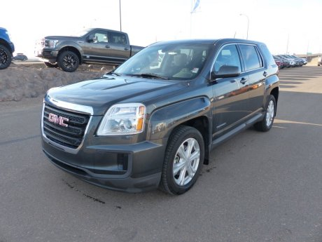 2017 GMC Terrain SLE Remote Start, Auto Headlamps