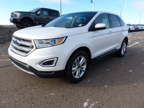 2018 Ford Edge SEL Moonroof, Nav, SYNC3