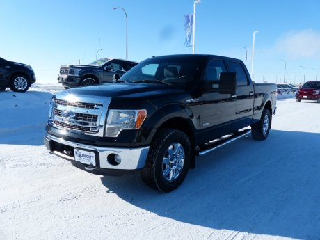 2013 Ford F-150 XLT Trailer Tow, Rear Cam, MyFord