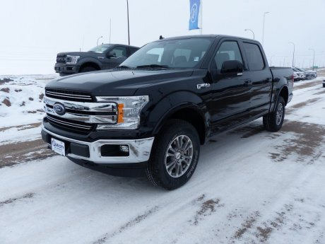 2019 Ford F-150 Lariat Includes Ford Remote Start App!
