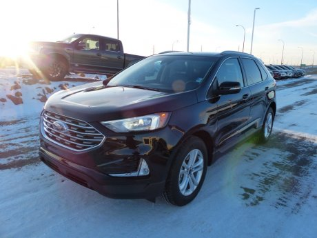2019 Ford Edge SEL Includes Ford Remote Start App!
