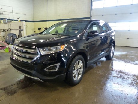 2018 Ford Edge SEL SYNC3, Moonroof, Nav, Rear Cam