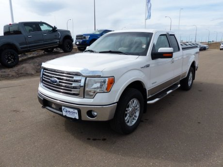 2013 Ford F-150 Lariat Leather, Navigation, Trailer Tow