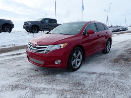 2010 Toyota Venza Base Reverse Cam, Pano Roof, Bluetooth