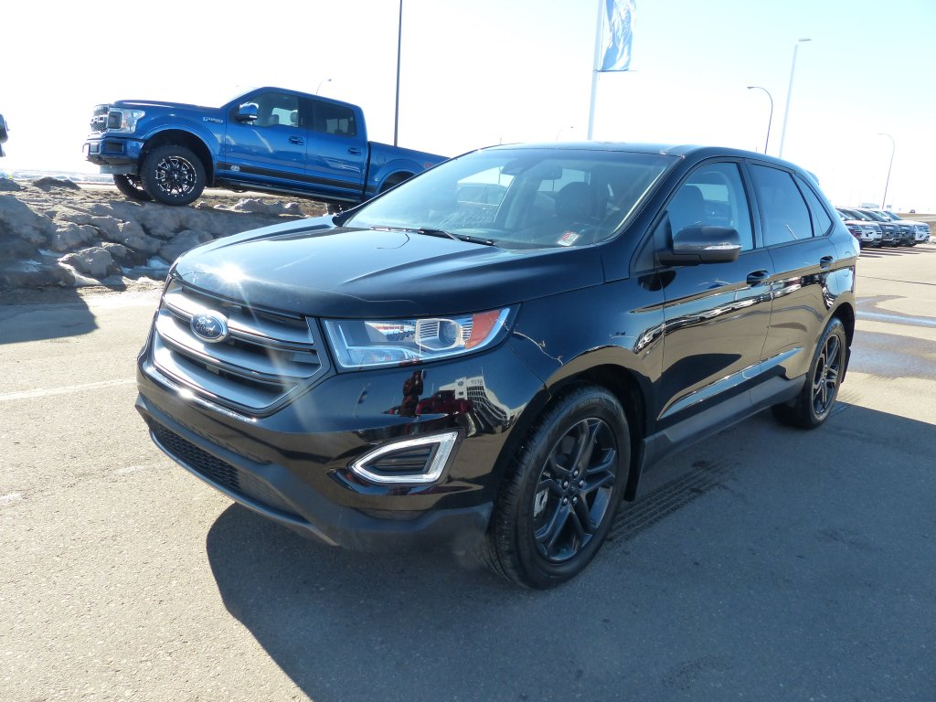 2018 Ford Edge SEL Adaptive Cruise, BLIS, SYNC 3