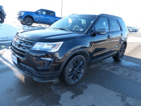 2018 Ford Explorer XLT SYNC Connect, Trailer Tow, Nav