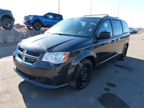 2012 Dodge Grand Caravan SE Reverse Cam, Bluetooth, DVD