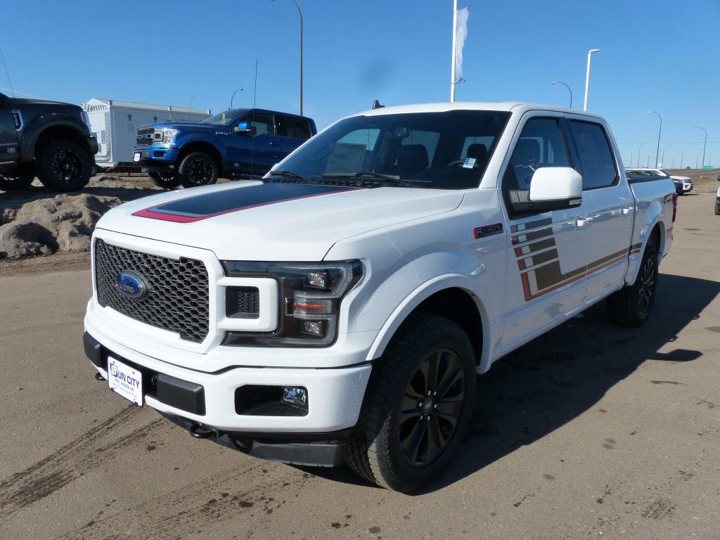 2019 Ford F-150 Lariat (T119043) Main Image