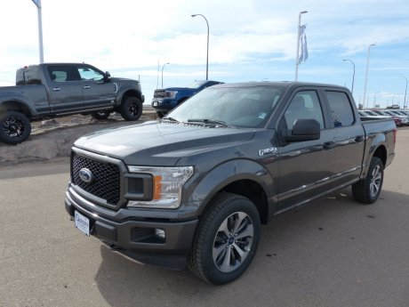 2019 Ford F-150 XL STX