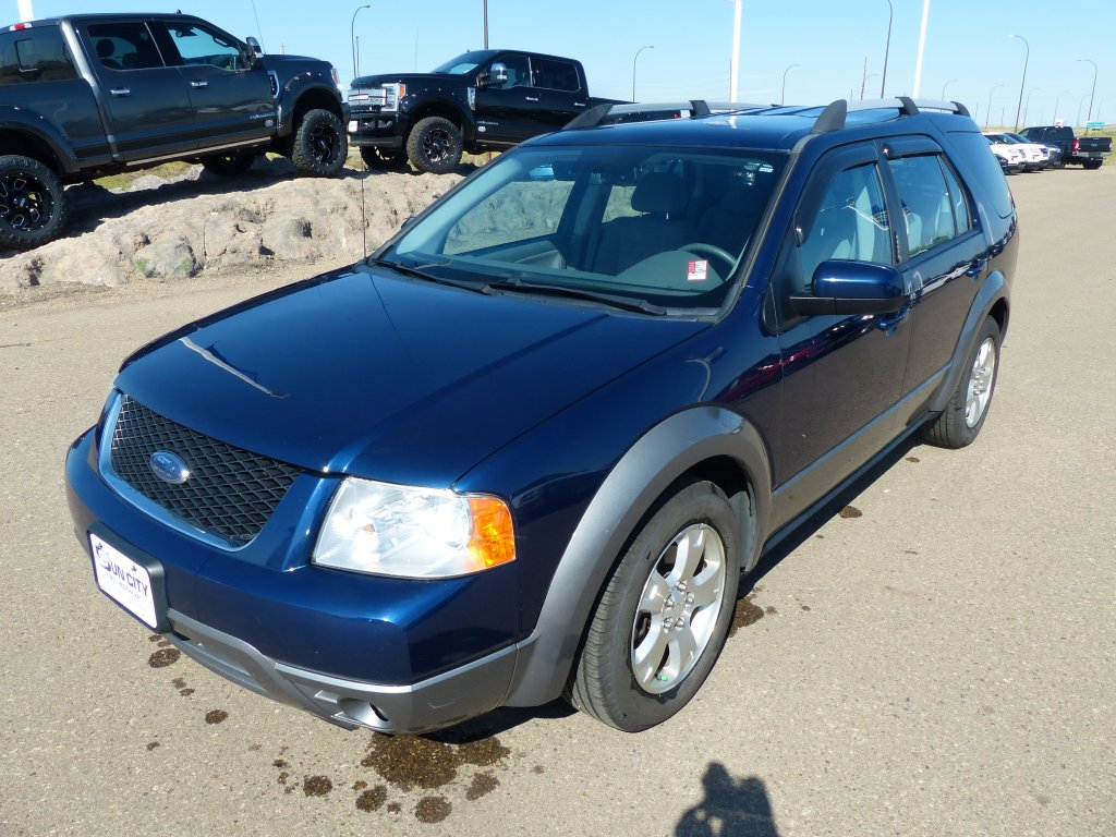2007 Ford Freestyle SEL (T119016B) Main Image