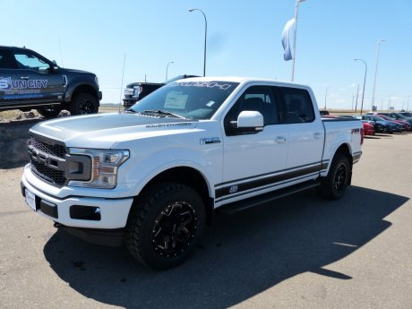 2019 Ford F-150 Lariat SCP3 - SuperCharged 640HP