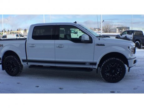 2019 Ford F-150 Lariat SCP1 - Appearance Package