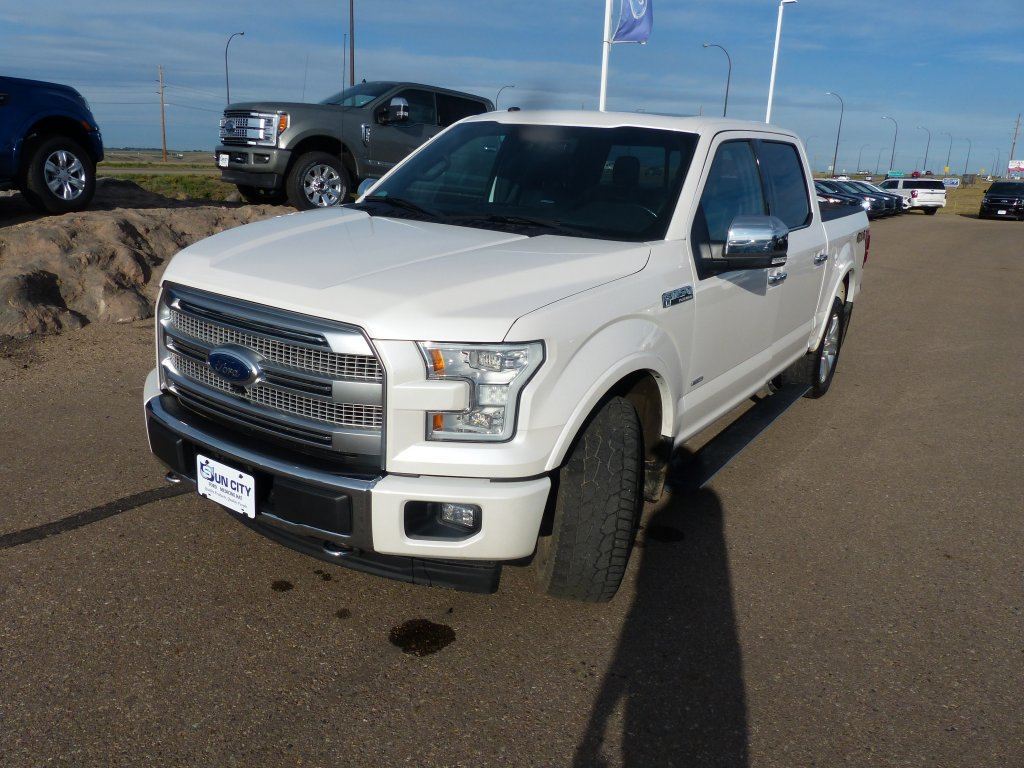 Ford F-150 Platinum For Sale >> 2017 Ford F 150 Platinum