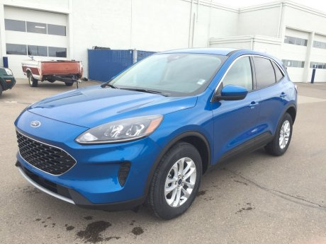 2020 Ford Escape SE  AWD HEATED SEATS NAVIGATION REMOTE START