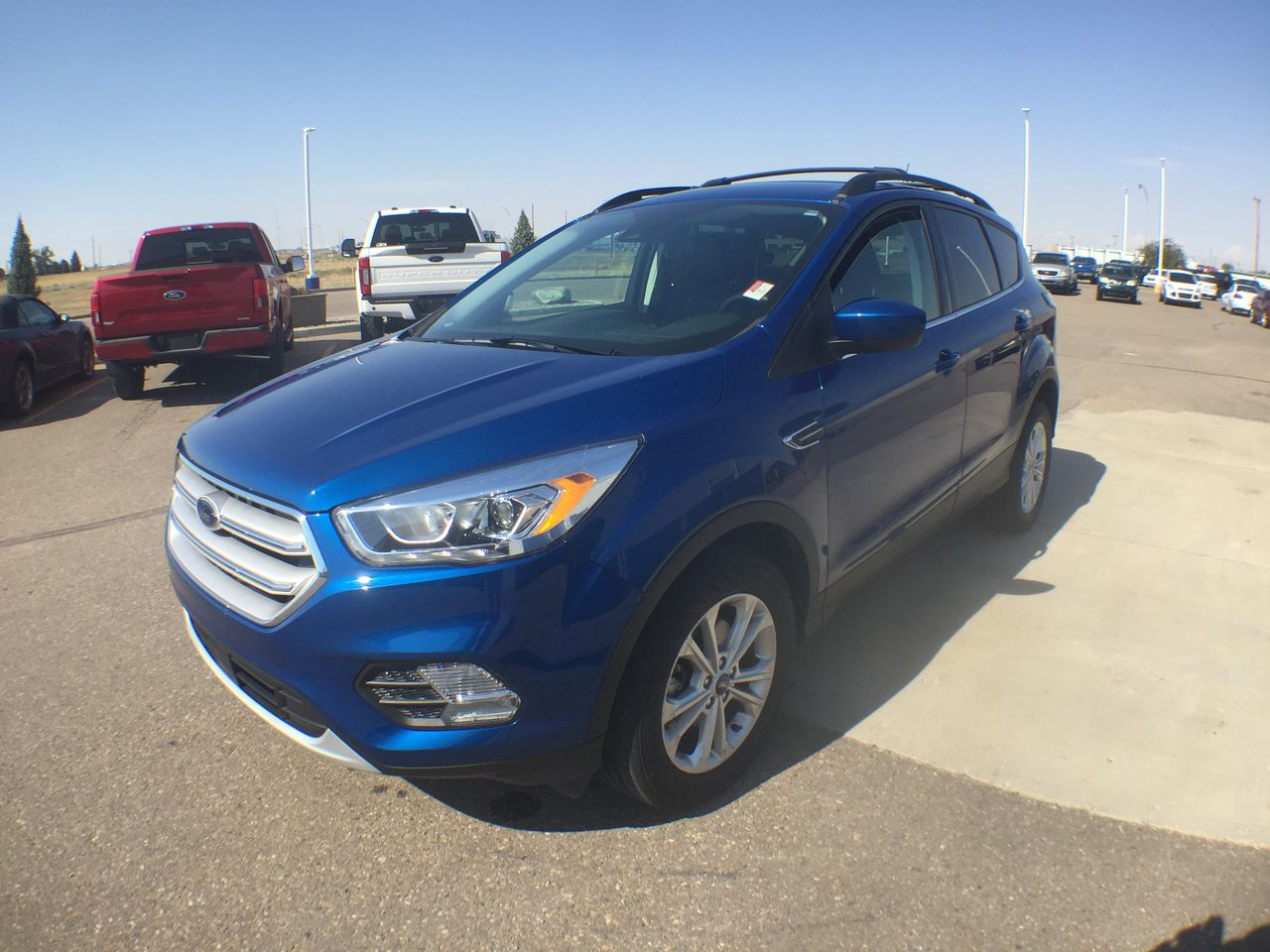 2018 Ford Escape SEL AWD (U3775) Main Image