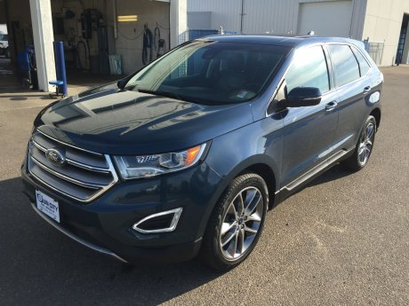2016 Ford Edge AWD Titanium Luxury
