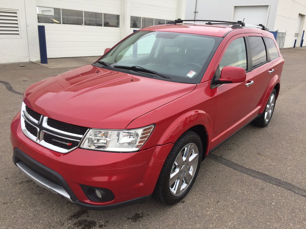 2012 Dodge Journey AWD R/T (U3766A) Main Image