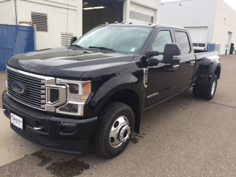 2020 Ford Super Duty F-350 DRW Limited