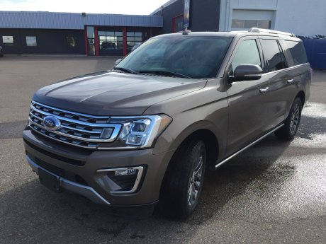 2019 Ford Expedition Limited Max AWD