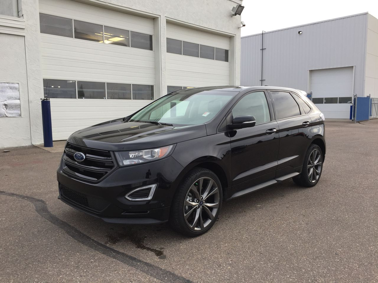 2018 Ford Edge Sport AWD (U3829A) Main Image