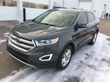 2015 Ford Edge AWD SEL