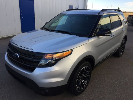 2014 Ford Explorer AWD Sport