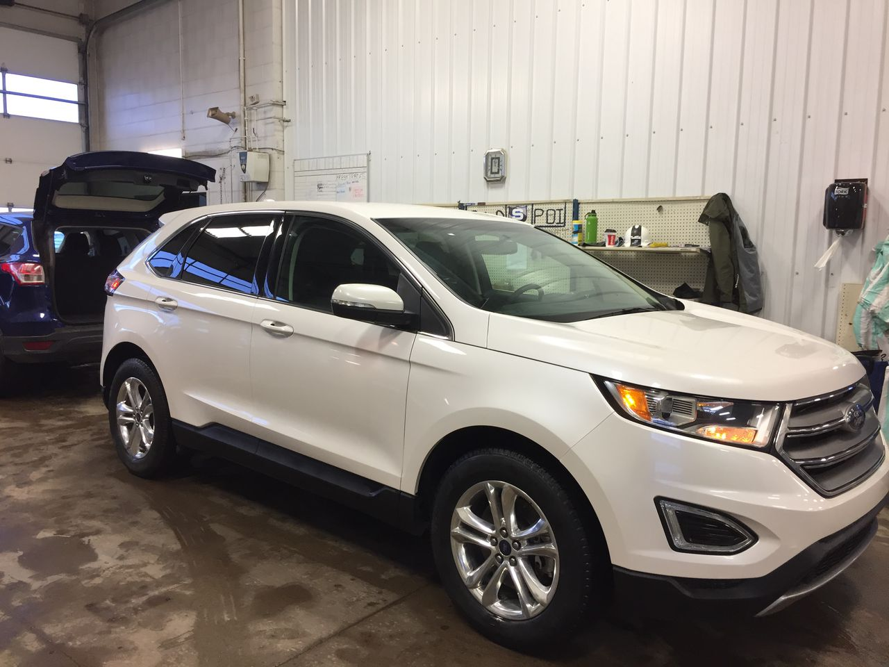 2015 Ford Edge AWD SEL (TE20014A) Main Image